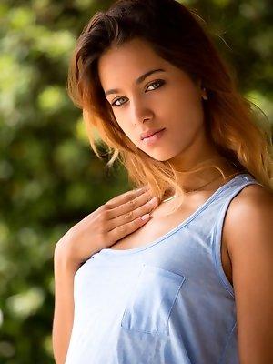 Uma Jolie has a delicious...